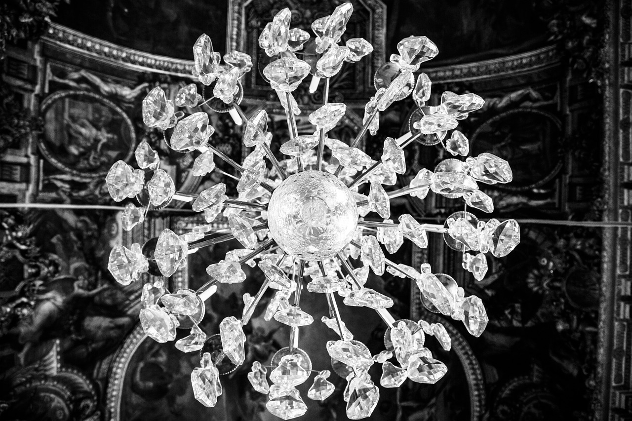 Image of a Crystal Chandeliers