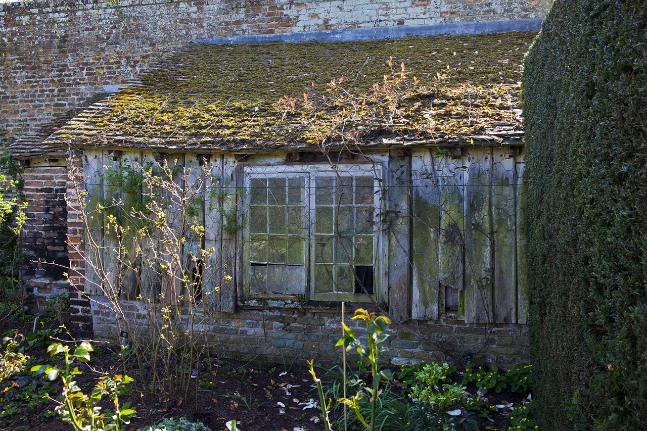 Image of a Potting Shed